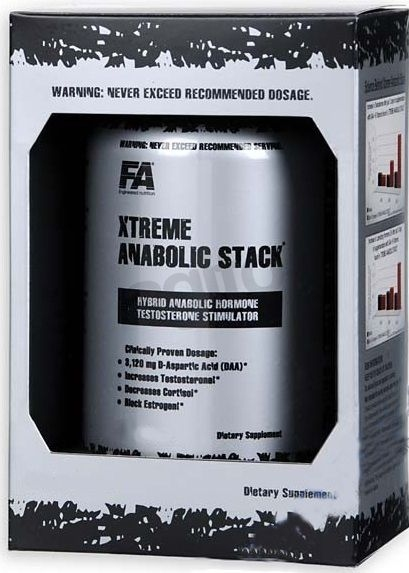 Fitness Authority Xtreme Anabolic Stack 120 tabliet