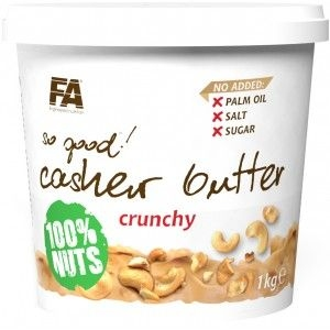 Fitness Authority So Good Cashew Butter 1000g