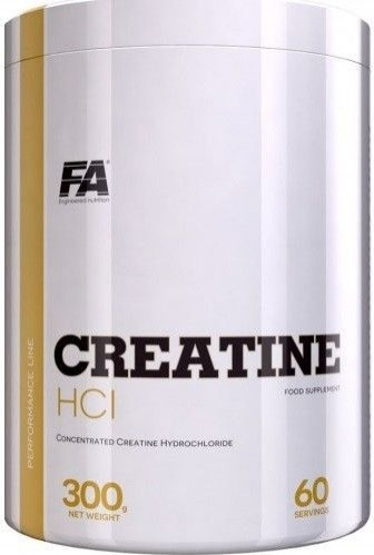 Fitness Authority Creatine HCL