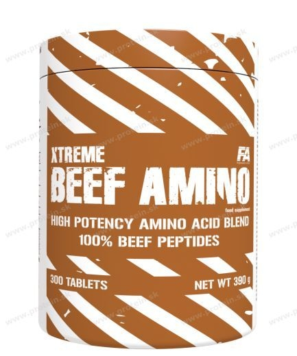 Fitness Authority Xtreme Beef Amino - 600 tbl.