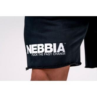Nebbia pánske šortky Legday Hero 179 - Černá