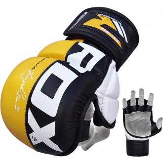 RDX T6 MMA Rukavice - Žluté