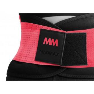 MadMax opasek Slimming and support belt - Červený