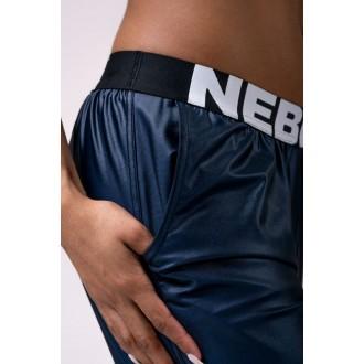 Nebbia Dámské Kalhoty Sports Drop Crotch 529 - Modré
