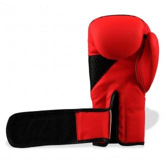 Bytomic Boxerské rukavice Axis V2 - Červené