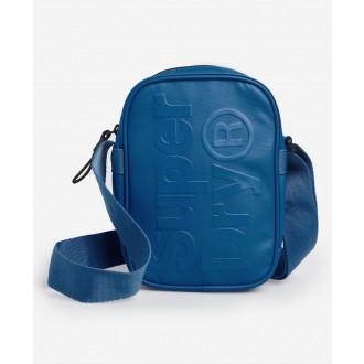 Superdry pánská náprsní taška - Modrá