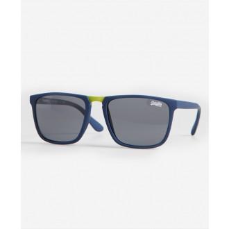 Superdry pánské sluneční brýle SDR Maverick - Modré