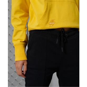 Superdry dámská mikina Sportstyle - Žlutá