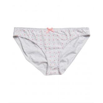 Superdry dámské kalhotky Super - Černé - Bílé - Růžové