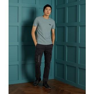 Superdry pánské tričko Embroidery - Multi