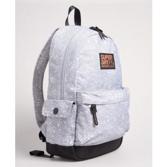 Superdry dámský ruksak Print Edition Montana - Šedý