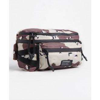 Superdry dámský batoh Nevada Pack-away - Kaki