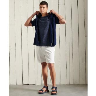 Superdry pánské triko Organic Cotton Vintage Embroidery - Tmavěmodrá