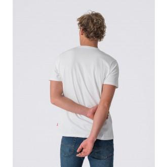 Retrojeans pánské triko CHIEF - Bílá