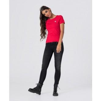 Retrojeans dámské triko ZENIT ROUND W 20 - Červená