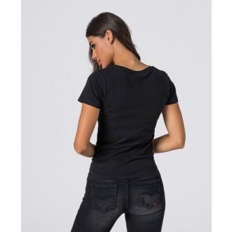 Retrojeans dámské triko ZENIT W 20 - Černá