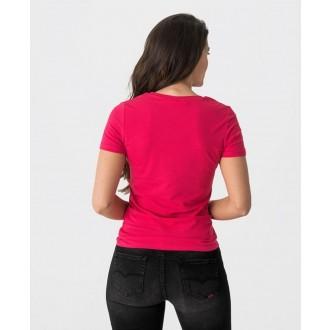 Retrojeans dámské triko DJUNA - Růžová