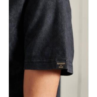 Superdry dámské triko Vintage Logo Itago - Černá