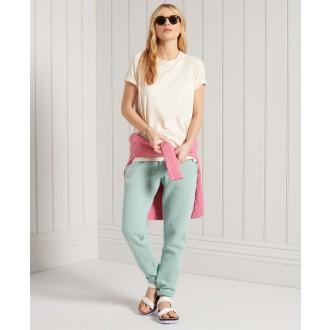 Superdry dámské triko Organic Cotton Classic - Bílá