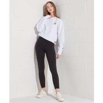 Superdry dámská mikina Sportstyle Essential - Bílá