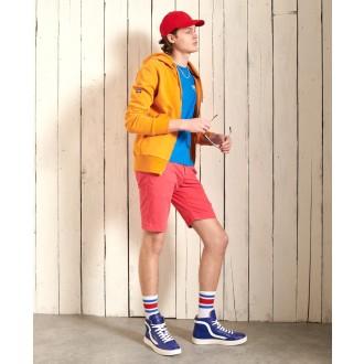 Superdry pánská mikina Cl Workwear Zip - Oranžová