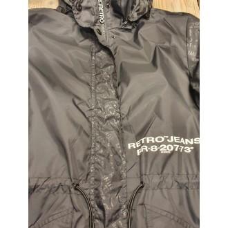 Retrojeans dámská bunda MACKENSIE - Černá