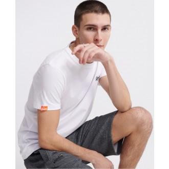 Superdry pánské kraťasy Orange Label Classic - Tmavě šedá