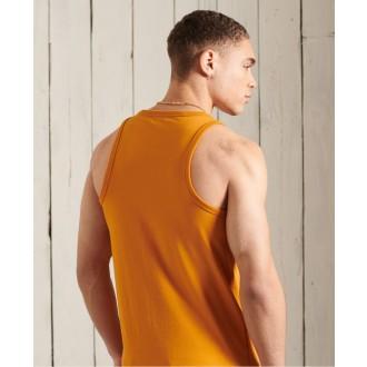Superdry pánské tílko Workwear Graphic - Oranžová