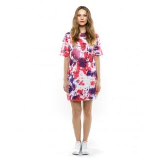 Devergo dámské šaty - Vícebarevné