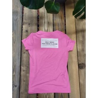 Retrojeans dámské triko SONIA - Růžová