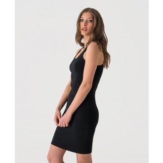Retrojeans dámské šaty AMAYA - Černá