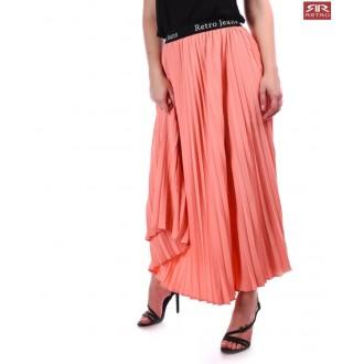 Rtrojeans dámská sukně BIANKA - Korálová