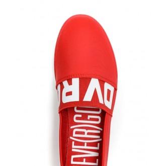 Devergo dámské balerínky MALIBU - Červená