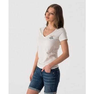 Retrojeans dámské triko HAZEL - Bílá