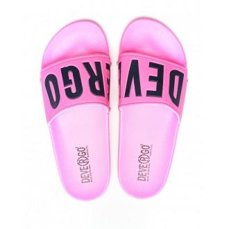 Devergo dámské pantofle CARAVELLA - růžová