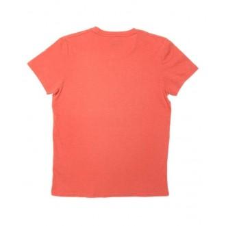 Devergo pánské triko 0386 - Lososová