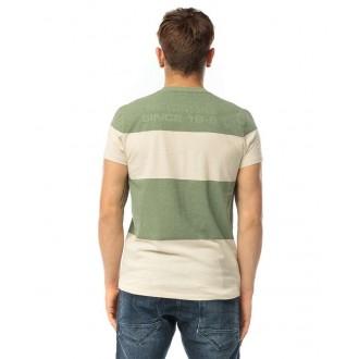 Devergo pánské triko - Béžová