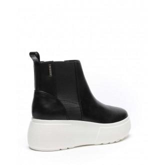 Devergo dámske zimné topánky Odett - Čierna