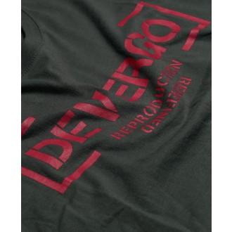Devergo Pánské triko - Olivová