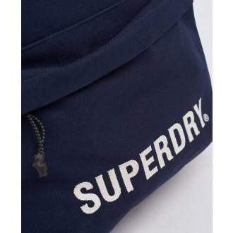 Superdry batoh Sportstyle Montana - Tmavěmodrá
