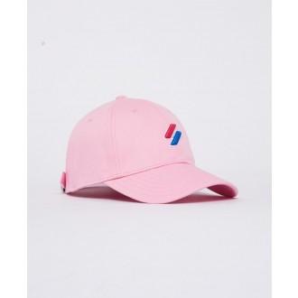 Superdry sportstyle Baseball Cap - Růžová
