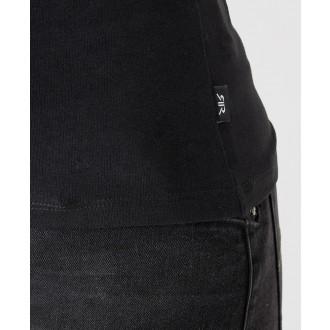 Retrojeans dámské tričko BIJOU - Černá