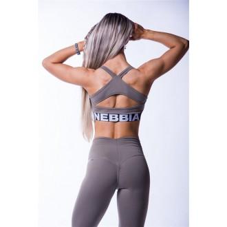 Nebbia Open Back Mini Top 620