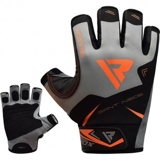 RDX Fitness rukavice f22