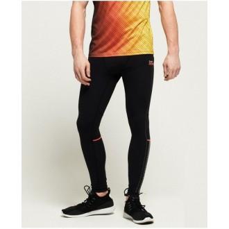 Superdry Pánske športové legíny Active Legging
