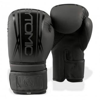Bytomic Boxerské rukavice Axis V2 - Černé