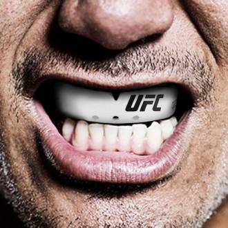 Opro UFC Bronze Chránič zubů - Bíly