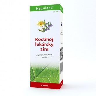 Naturland Kostival lékařský krém 2in1