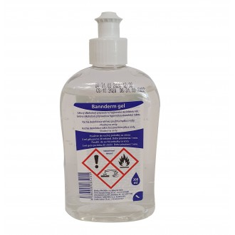 BANCHEM Bannderm Antibakteriální gel 300ml