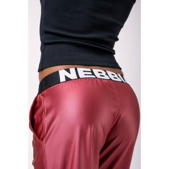 Nebbia Dámské Kalhoty Sports Drop Crotch 529 - Růžová